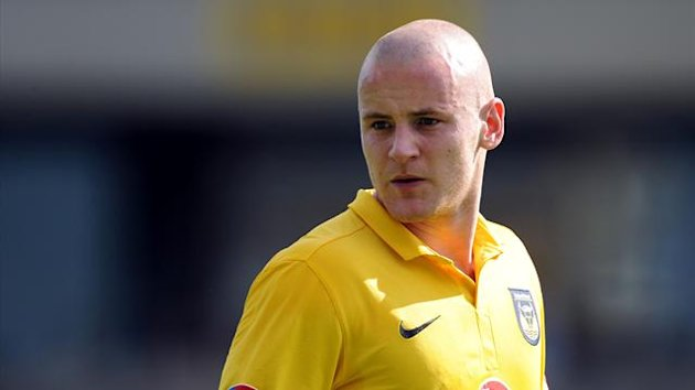 Deane Smalley, Oxford United (PA photos)