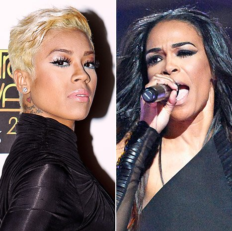 Keyshia Cole Trashes Michelle Williams&#39; Super Bowl Performance