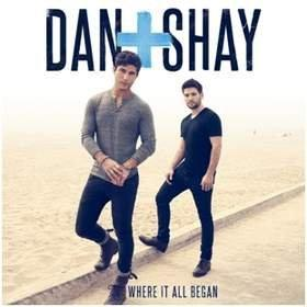 ACM Award Nominees Dan + Shay to Release Debut Album Where It All Began April 1st on Warner Bros. Records