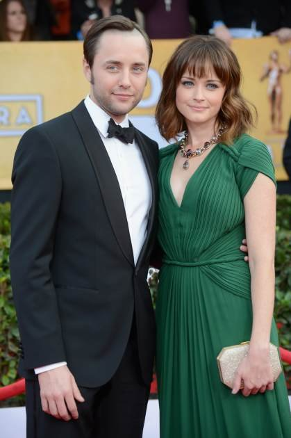 Vincent Kartheiser and Alexis …