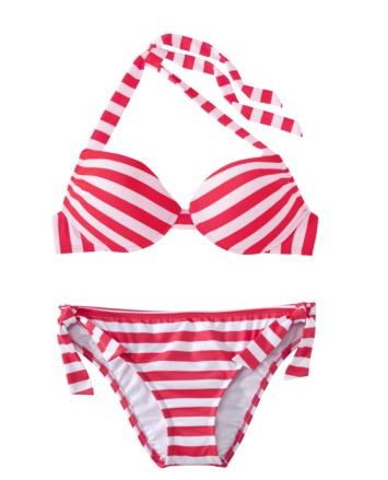 Mossimo Cirque Collection Bikini Stripes!