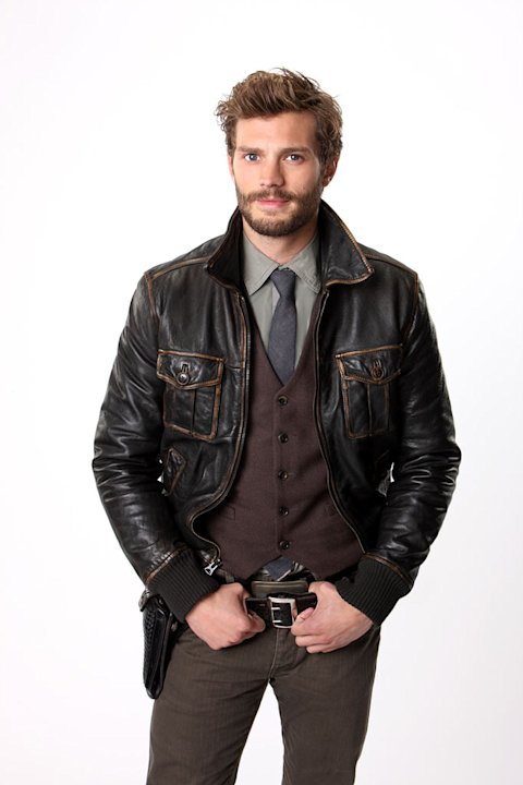 Jamie Dornan stars as Sheriff Graham in &quot;Once Upon a Time.&quot;