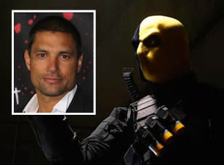 Arrow Upgrades Manu Bennett to Series Regular