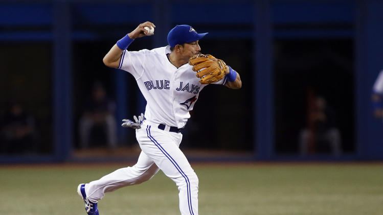 MLB: Minnesota Twins at Toronto Blue Jays