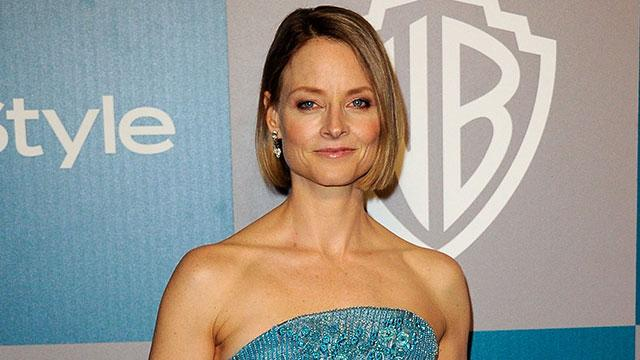 Jodie Foster to Receive Cecil B. DeMille Award