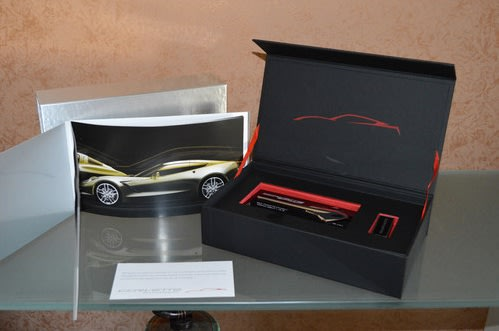 Corvette Stingray   on Ethically Questionable Media Hawk 2014 Corvette Press Kits Online