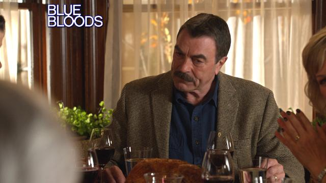 Blue Bloods - A Reagan Thanksgiving