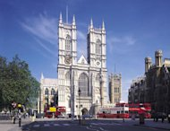 Friday's royal wedding will take place at Westminster Abbey. Photo: Stockbyte/Getty