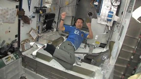 Astronauts to Hold Summer Olympics in Space