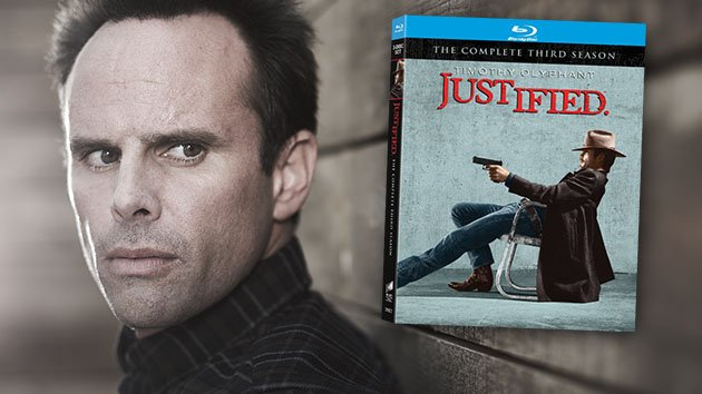 JUSTIFIED: Walton Goggins as Boyd Crowder. CR: Frank Ockenfels III / FX