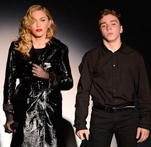 "Madonna Apologizes for Using Racial Slur in Instagram Post of Son Rocco: ""Forgive Me,"" Says Star"