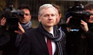 UK And Ecuador Clash Over Assange Asylum