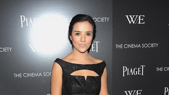 W.E. NY Screening 2011 Catalina Sandino Moreno