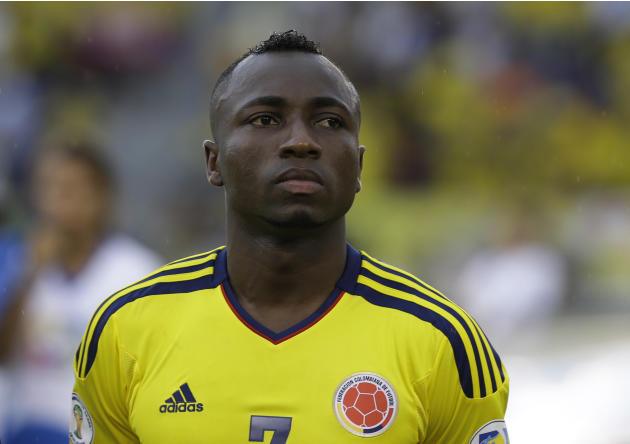 Pablo Armero - Napoli to West Ham