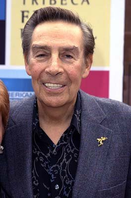 Jerry Orbach Chinese Coffee Premiere Tribeca Film Festival, 5/8/2003