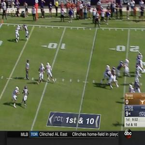 10/03/015 Texas vs TCU - Josh Doctson's TD Catch