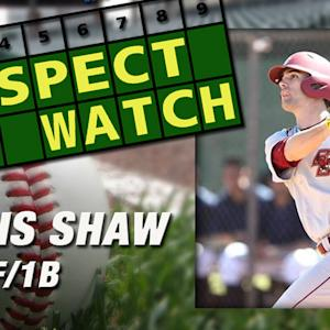 Boston College 1B/OF Chris Shaw | ACC Baseball Prospect Watch