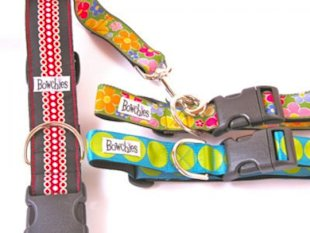Daily Grommet features Bowchies - creative pet gifts