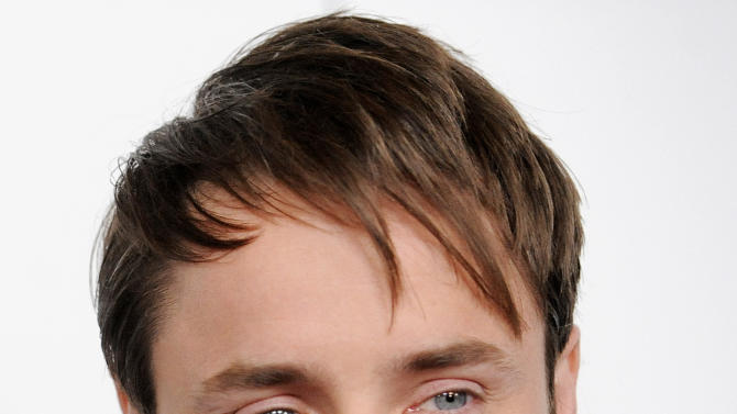 """FILE - This March 20, 2013 file photo shows actor Vincent Kartheiser, a cast member in """"Mad Men,"""" at the season six premiere of the drama series at the Directors Guild of America in Los Angeles. Kartheiser will star this summer in a new Guthrie production of """"Pride and Prejudice"""" as the brooding hero of Jane Austen's most famous novel. The show, which will be directed by the Guthrie's leader Joe Dowling, will play from July 6-Aug. 31. It will mark the 200th anniversary of the publication of Austen's novel. (Photo by Chris Pizzello/Invision/AP, file)"""