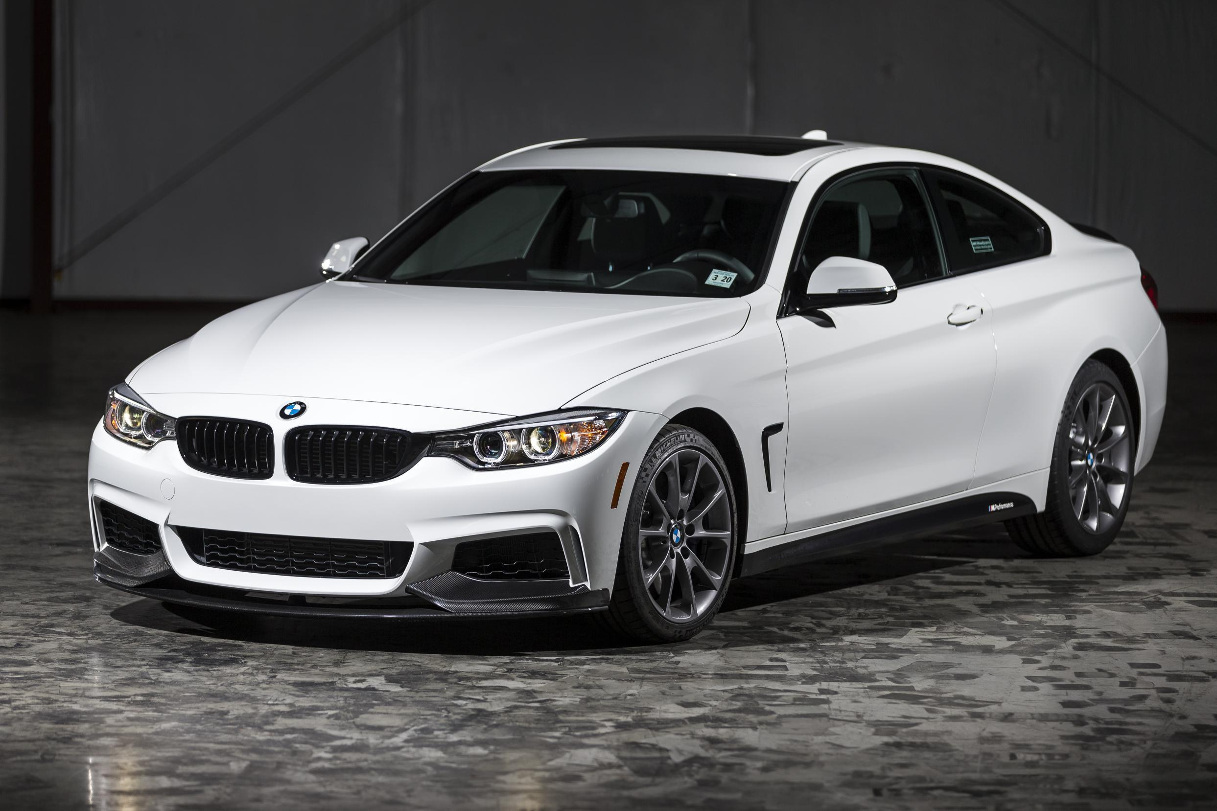 The BMW 435i ZHP Coupe Edition, a special edition that is truly special