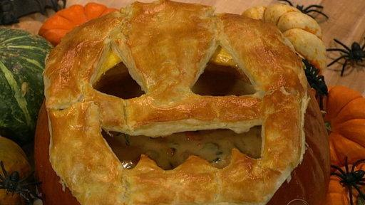 Carla's Pumpkin Pot Pie