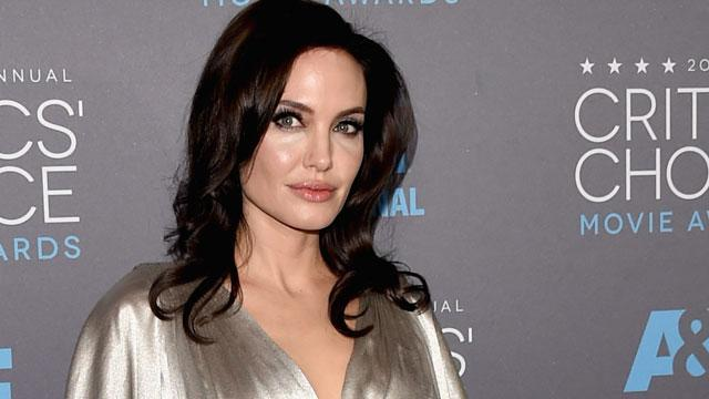 Angelina Jolie: 'What Doesn't Kill You Makes You Stronger'