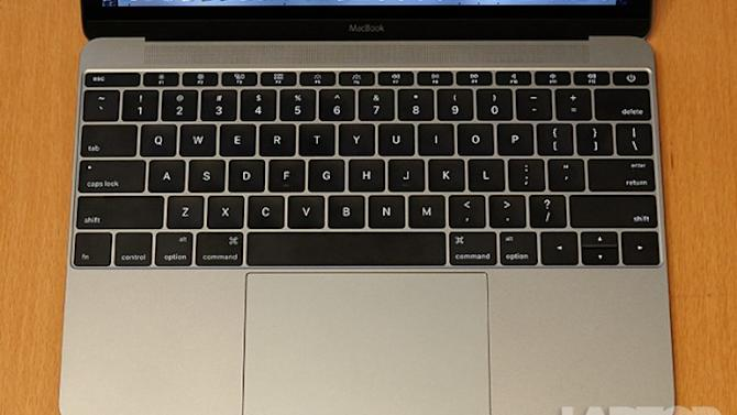 Apple Fusion Keyboard Could Make Touchpads Obsolete