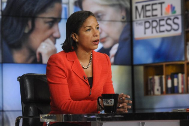 Rice: No regrets about Benghazi remarks