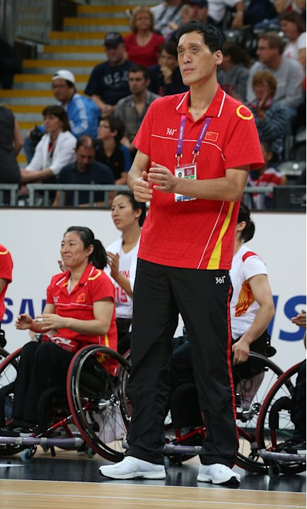 2012 London Paralympics - Day 5 - Wheelchair Basketball
