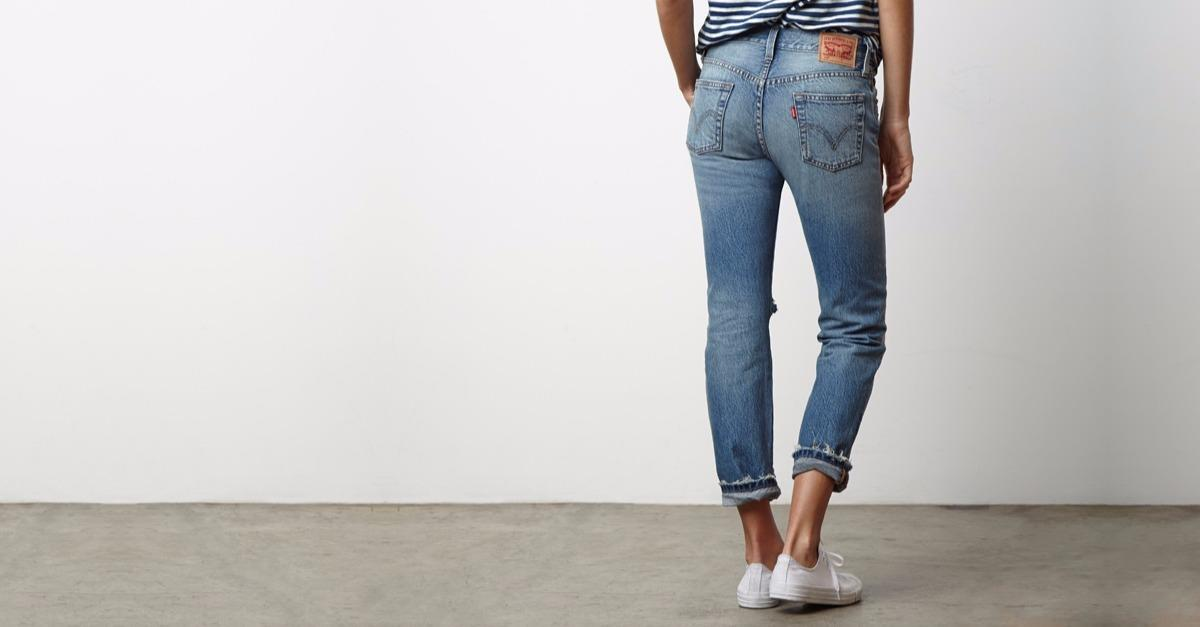 Introducing Levi's® 501CT