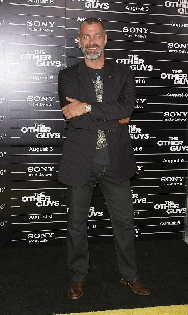 The Other Guys NYC Premiere 2010 Ray Stevenson