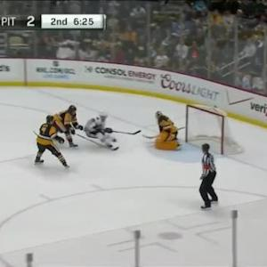 Marc-Andre Fleury Save on Brandon Saad (13:38/2nd)
