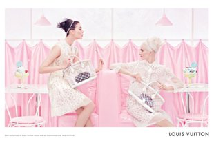 Louis Vuitton Spring / Summer 2012 Campaign