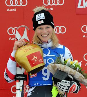 Austria's Schild wins record 35th World Cup slalom