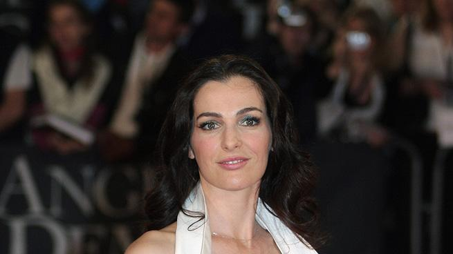 Angels and Demons Rome Premiere 2009 Ayelet Zurer