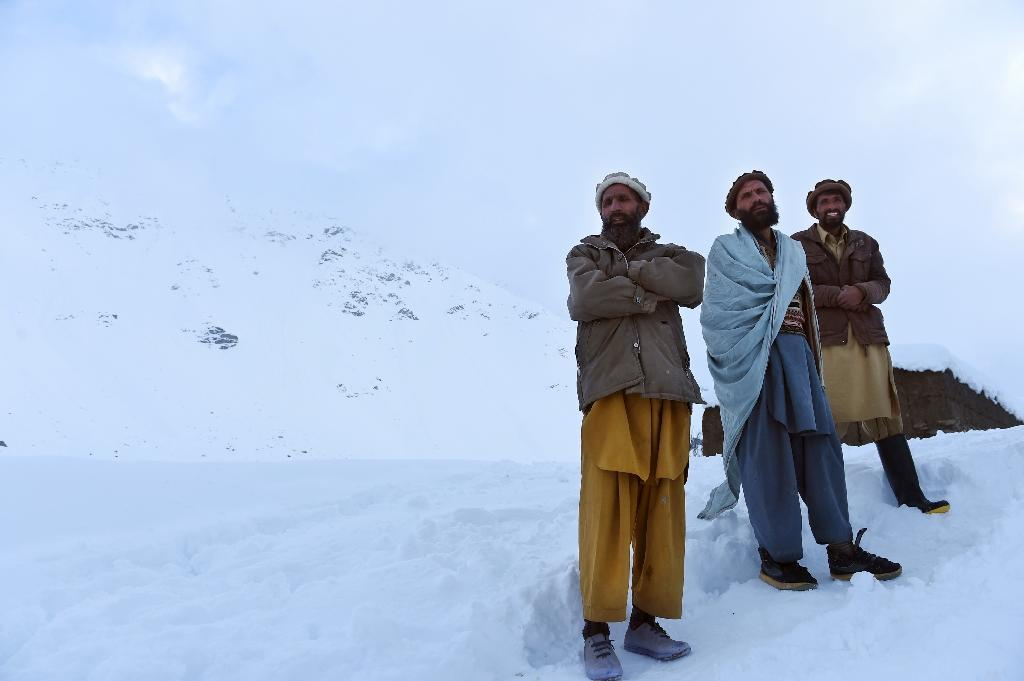 Death toll from Afghan avalanches tops 200