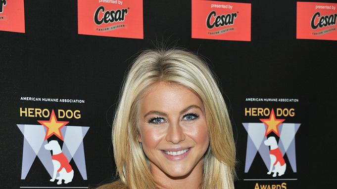Julianne Hough Birthday July