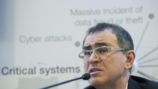AP Interview: Roubini warns of tough times ahead