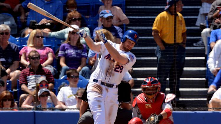 MLB: Spring Training-St. Louis Cardinals at New York Mets