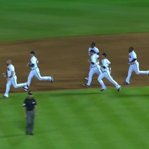 Maybin's walk-off single