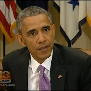 President Obama: People In Baltimore Want The Truth