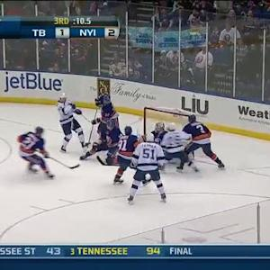 Filppula ties it with 3.8 seconds left