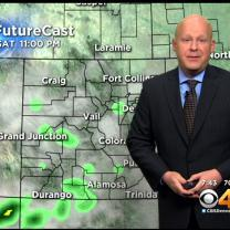 Saturday AM Forecast: Afternoon Storms With A Big Cool Down Ahead