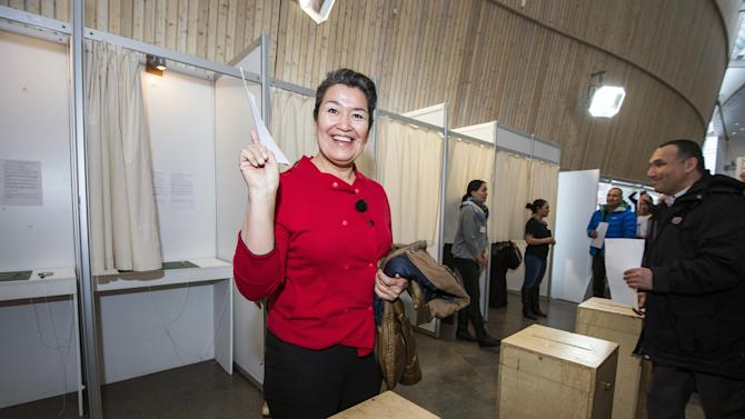 Mining proponents win Greenland election