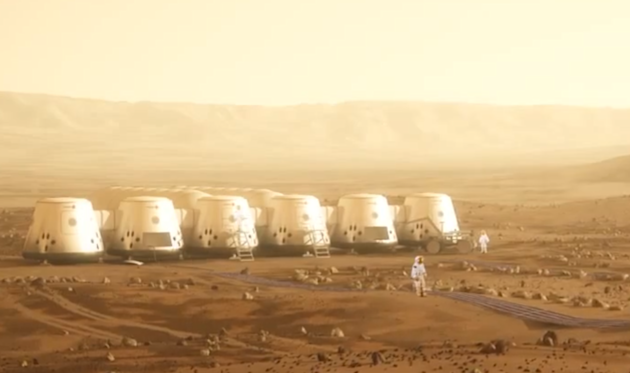 Mars One Accepting Volunteers For 2023 Martian Colony ...