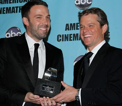 Matt Damon Award thumb