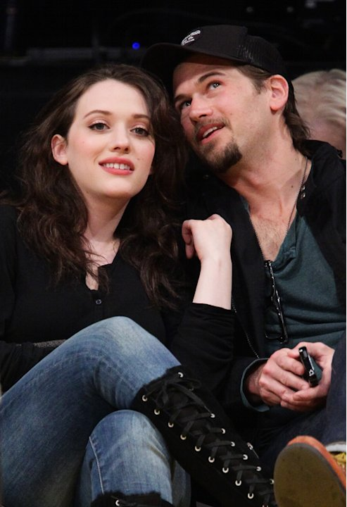 Kat Dennings, Nick Zano