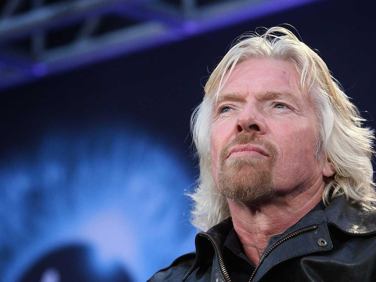 Billionaire Richard Branson's favorite productivity hack is simple