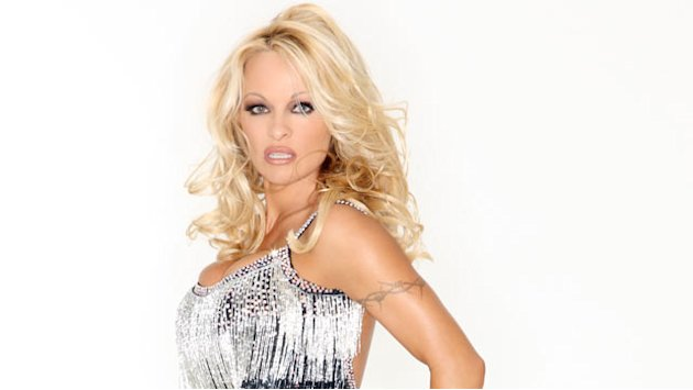 DWTS All Stars -- Pamela Anderson, Season 10