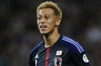 "CSKA says Honda can go to Milan for a ""reasonable offer"""